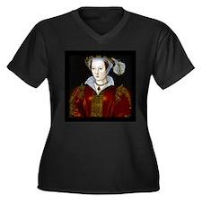 Katherine Parr Plus Size T-Shirt