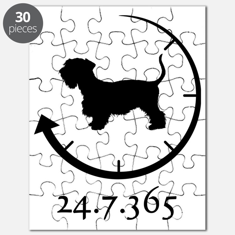 Cesky-Terrier-05A Puzzle