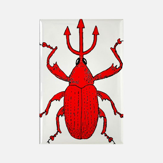 Bo The Evil Weevil Magnets