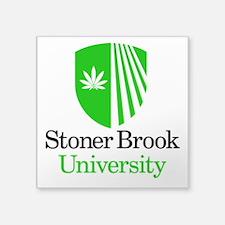 Stoner Brook Square Sticker 3X3