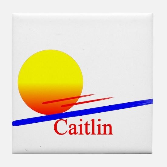 Caitlin Tile Coaster