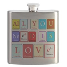 All you need is love Flask