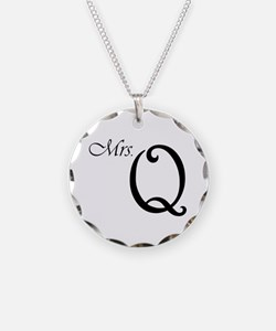 Mrs. Q Necklace