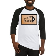 Egress Baseball Jersey