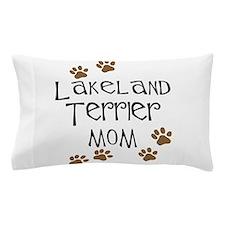 Lakeland Terrier Mom Pillow Case