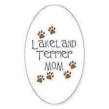 Lakeland Terrier Mom Decal