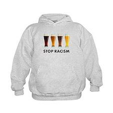 Stop Alcohol Racism Beer Equality Hoodie