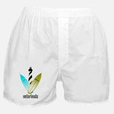 NOLINA OUTERBANKS SURF LIGHTHOUSE Boxer Shorts