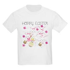 Bunnies Hoppy Easter T-Shirt
