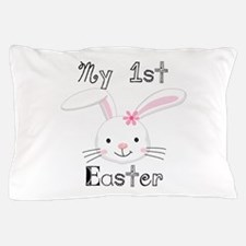 Bunny My 1st Easter Pillow Case