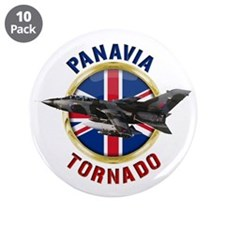 "Panavia Tornado 3.5"" Button (10 pack)"