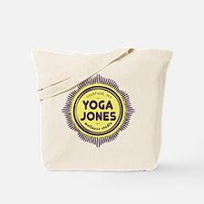 Yoga Jones Tote Bag