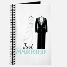 Just MARRIED Journal