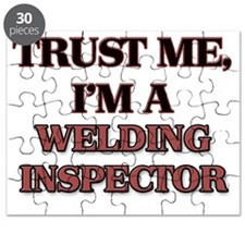 Trust Me, I'm a Welding Inspector Puzzle