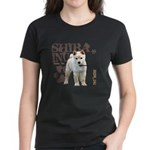 Shiba Inu Women's Dark T-Shirt