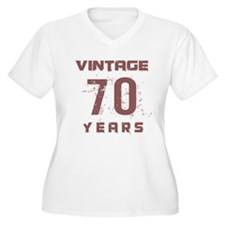 Vintage 70 Years Old T-Shirt