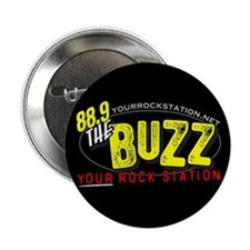 "88.9 The Buzz 2.25"" Button (10 pack)"