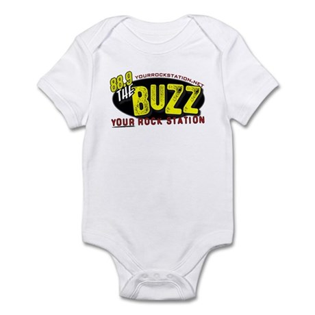 88.9 The Buzz Infant Bodysuit