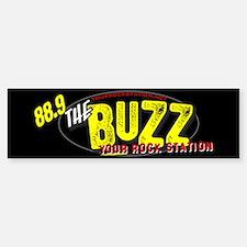 88.9 The Buzz Bumper Bumper Bumper Sticker