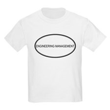 ENGINEERING MANAGEMENT T-Shirt