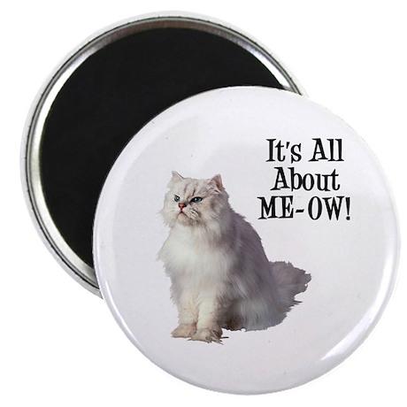 ME-OW Persian Cat Magnet