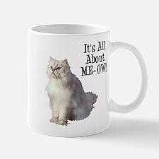 Meow Persian Cat Mug