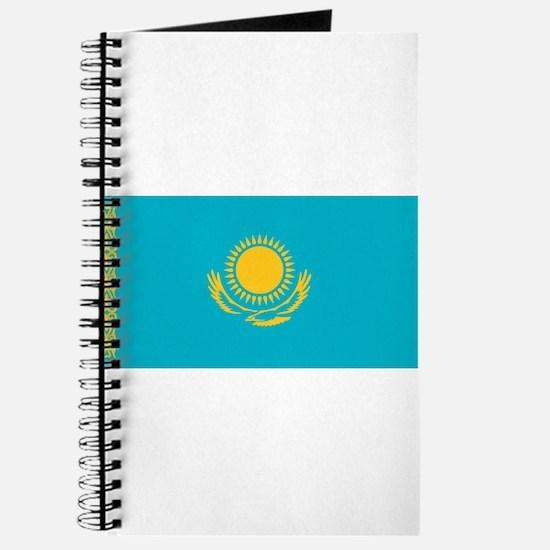 Kazakhstan Flag Journal