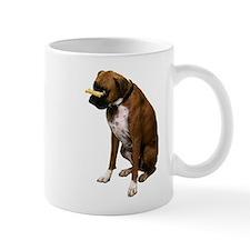 Brindle Boxer Photo Mug