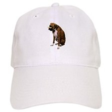 Brindle Boxer Photo Baseball Cap