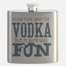 Vodka fun Flask