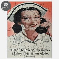 Nurse is my Name Puzzle