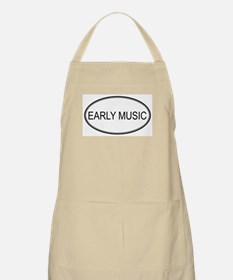 EARLY MUSIC BBQ Apron