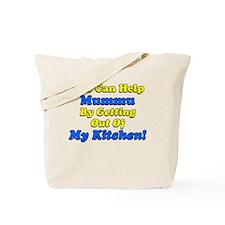 Help Mummu Out Kitchen Tote Bag