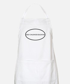 EARLY CHILDHOOD EDUCATION BBQ Apron