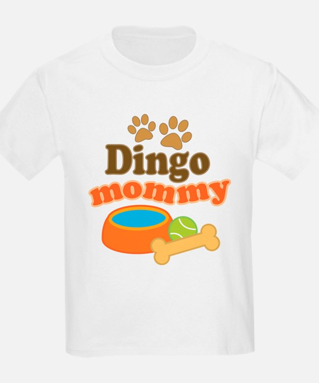 Kids dingo t shirts dingo shirts for kids for Be creative or die shirt