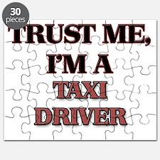 Trust Me, I'm a Taxi Driver Puzzle