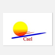 Cael Postcards (Package of 8)