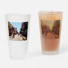 New Orleans Bourbon Drinking Glass