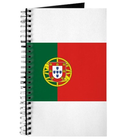 Portugal Flag Journal