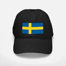 Sweden Flag Baseball Hat