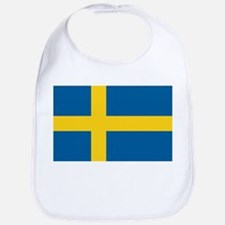 Sweden Flag Bib