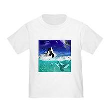 Fantastic orcas T-Shirt
