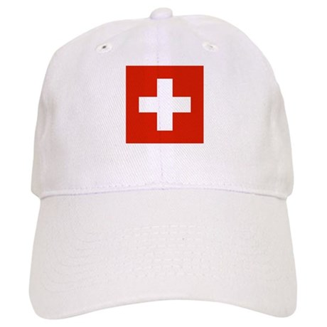 Switzerland Flag Cap