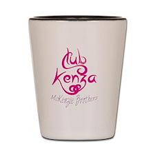 Club Kenza 2 Shot Glass