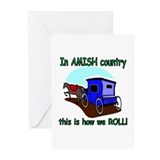 Amish Greeting Cards (10 Pack)