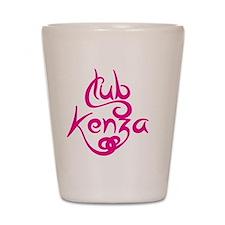 Club Kenza Shot Glass