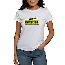 Mom's Gymnastics Taxi Tee