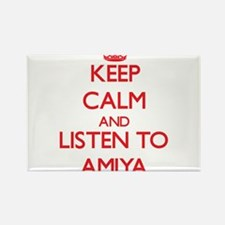 Keep Calm and listen to Amiya Magnets