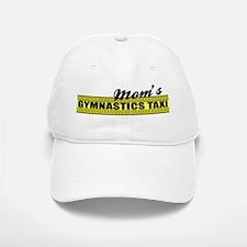 Mom's Gymnastics Taxi Baseball Baseball Cap