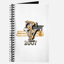 Vet Tech Grad 2007 Journal